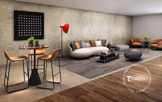 Lounge - Studio à venda Rua Constantino de Souza,Campo Belo, Zona Sul,São Paulo - R$ 269.200 - II-6115-14519 - 12