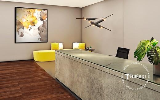 Hall - Studio à venda Rua Constantino de Souza,Campo Belo, Zona Sul,São Paulo - R$ 269.200 - II-6115-14519 - 3