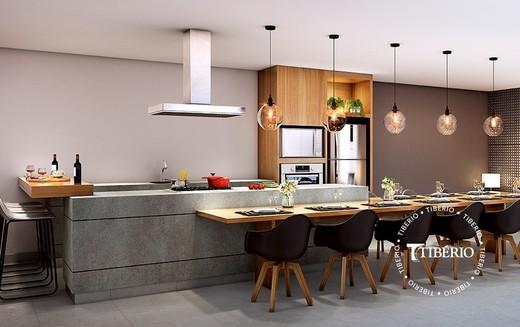 Espaco gourmet - Studio à venda Rua Constantino de Souza,Campo Belo, Zona Sul,São Paulo - R$ 269.200 - II-6115-14519 - 11