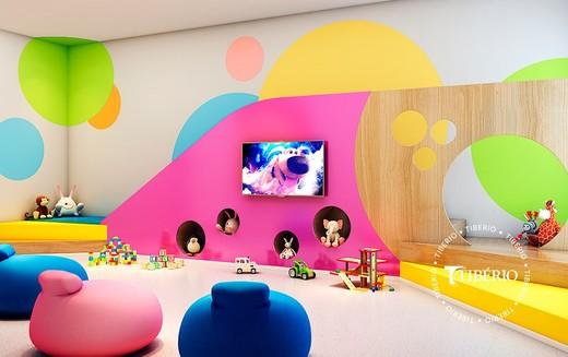 Espaco kids - Studio à venda Rua Constantino de Souza,Campo Belo, Zona Sul,São Paulo - R$ 269.200 - II-6115-14519 - 9