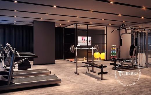 Fitness - Studio à venda Rua Constantino de Souza,Campo Belo, Zona Sul,São Paulo - R$ 269.200 - II-6115-14519 - 6