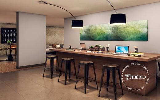 Coworking - Studio à venda Rua Constantino de Souza,Campo Belo, Zona Sul,São Paulo - R$ 269.200 - II-6115-14519 - 5