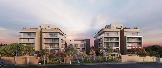 Fachada - Apartamento à venda Rua Andrade Fernandes,Alto de Pinheiros, São Paulo - R$ 4.712.053 - II-1467-5597 - 4