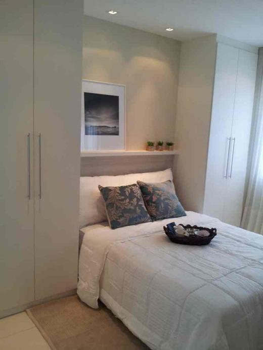 Dormitorio - Fachada - Elo Residencial Club. - 1443 - 9
