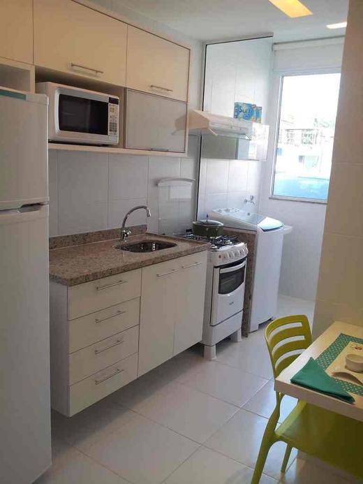 Cozinha - Fachada - Elo Residencial Club. - 1443 - 7