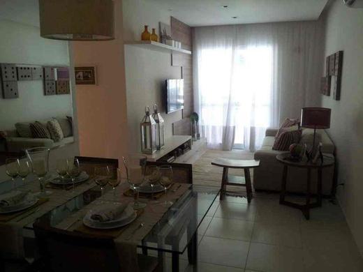 Living - Fachada - Elo Residencial Club. - 1443 - 5