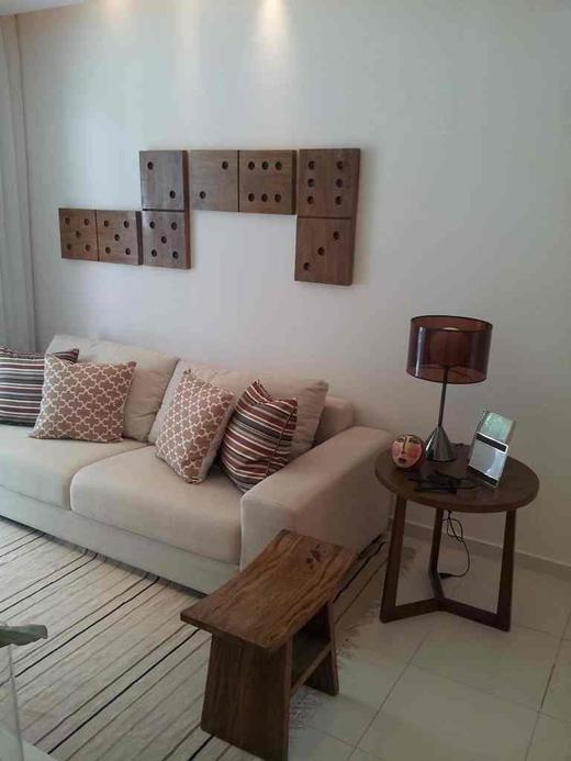 Living - Fachada - Elo Residencial Club. - 1443 - 3