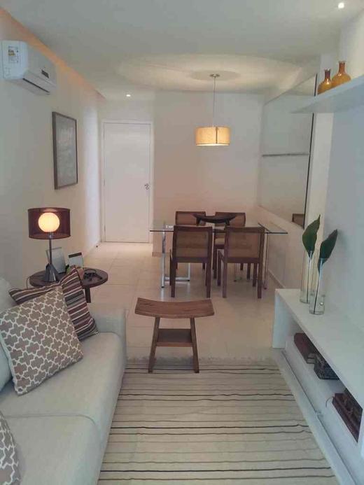 Living - Fachada - Elo Residencial Club. - 1443 - 2