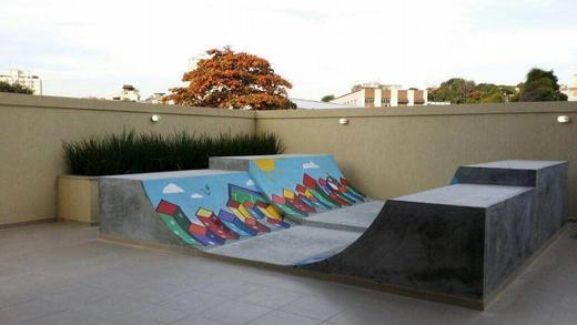 Pista de skate - Fachada - Elo Residencial Club. - 1443 - 26