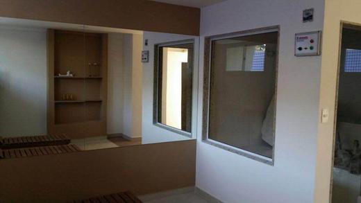 Sauna - Fachada - Elo Residencial Club. - 1443 - 23