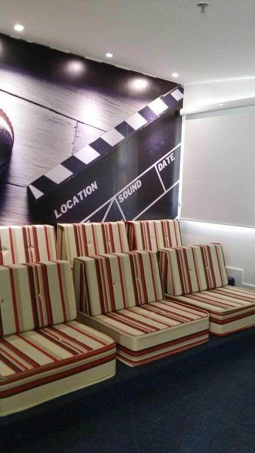 Cinema - Fachada - Elo Residencial Club. - 1443 - 22