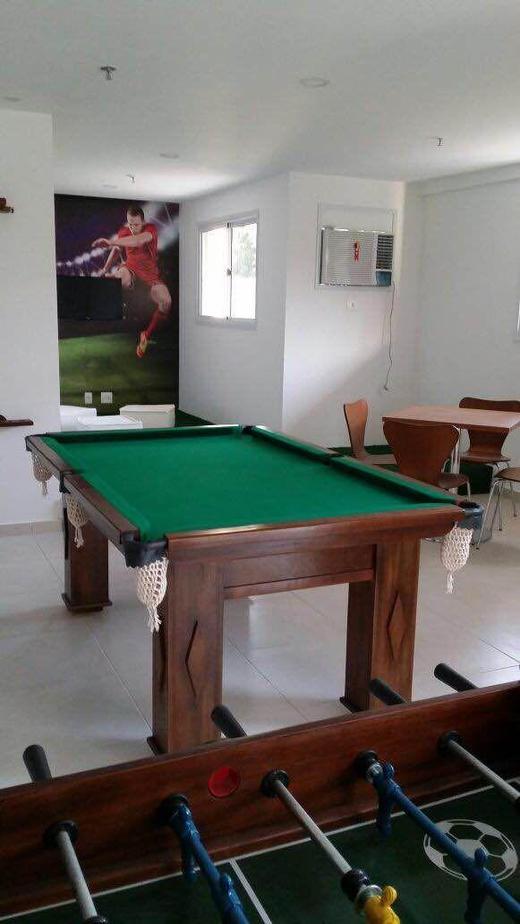 Salao de jogos - Fachada - Elo Residencial Club. - 1443 - 18