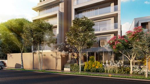 Portaria - Apartamento à venda Rua Andrade Fernandes,Alto de Pinheiros, São Paulo - R$ 4.712.053 - II-1467-5597 - 7