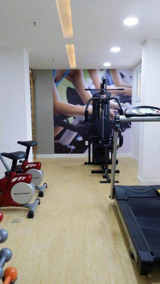 Fitness - Fachada - Elo Residencial Club. - 1443 - 15
