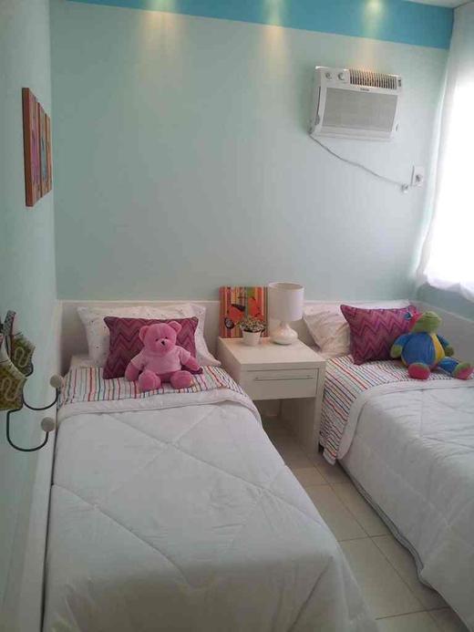 Dormitorio - Fachada - Elo Residencial Club. - 1443 - 13