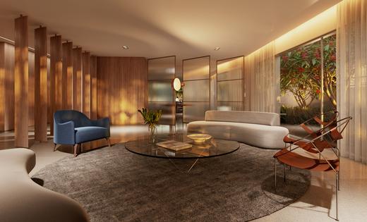 Hall - Apartamento à venda Rua Andrade Fernandes,Alto de Pinheiros, São Paulo - R$ 4.712.053 - II-1467-5597 - 9