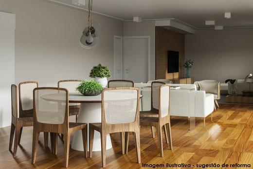 Living - Apartamento à venda Alameda Itu,Jardim América, São Paulo - R$ 2.096.000 - II-6245-14727 - 8
