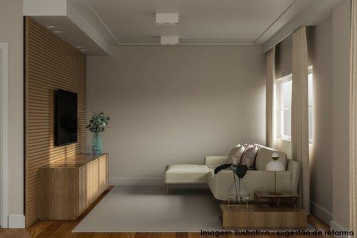 Living - Apartamento à venda Alameda Itu,Jardim América, São Paulo - R$ 2.096.000 - II-6245-14727 - 9