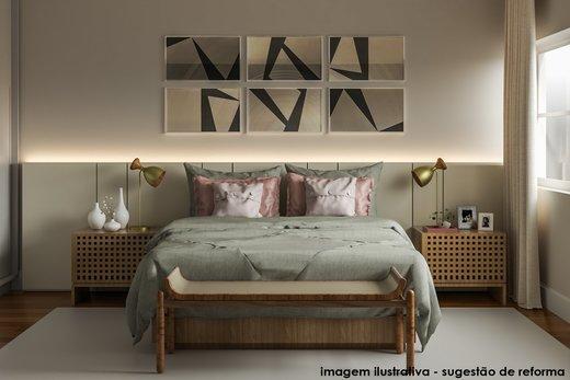 Quarto principal - Apartamento à venda Alameda Itu,Jardim América, São Paulo - R$ 2.096.000 - II-6245-14727 - 10