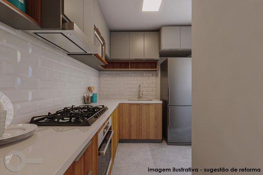 Cozinha - Apartamento 2 quartos à venda Vila Madalena, São Paulo - R$ 835.000 - II-6247-14729 - 5