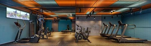Fitness - Fachada - Downtown Nova República - 199 - 12