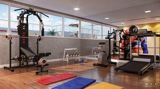 Fitness - Fachada - Match Residencial - 138 - 6