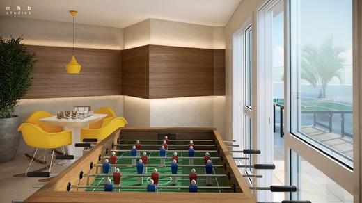 Salao de jogos - Fachada - Match Residencial - 138 - 10