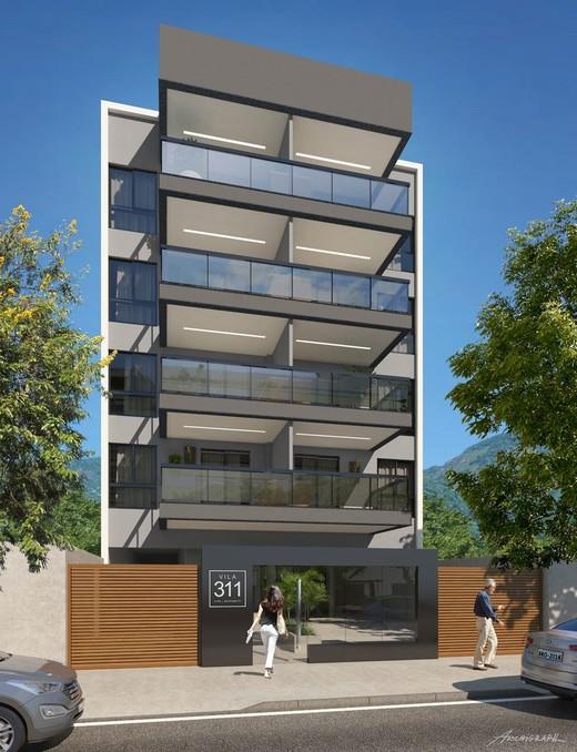 Fachada - Apartamento 2 quartos à venda Vila Isabel, Rio de Janeiro - R$ 570.414 - II-6312-14828 - 1