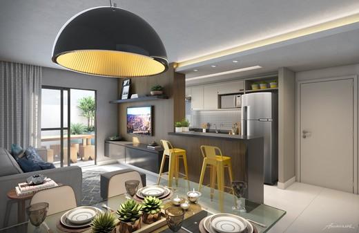 Living - Apartamento 2 quartos à venda Vila Isabel, Rio de Janeiro - R$ 570.414 - II-6312-14828 - 4