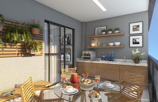 Varanda - Apartamento 2 quartos à venda Vila Isabel, Rio de Janeiro - R$ 570.414 - II-6312-14828 - 5