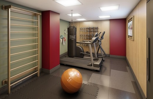 Fitness - Fachada - Pinheiro Guimarães 75 - 121 - 7
