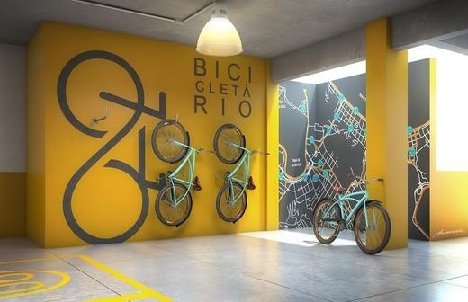 Bicicletario - Fachada - Sorocaba 112 - 193 - 8