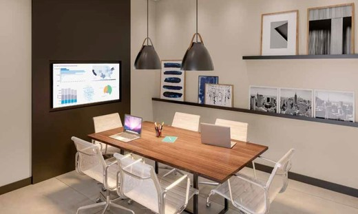 Office - Fachada - Arch Home Vila Mariana - 200 - 6