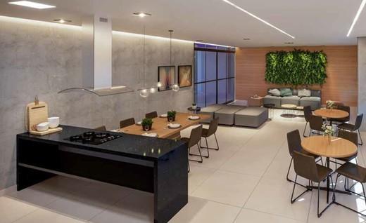 Espaco gourmet - Studio à venda Rua Doutor Tomás Alves,Vila Mariana, São Paulo - R$ 325.300 - II-6350-14883 - 10
