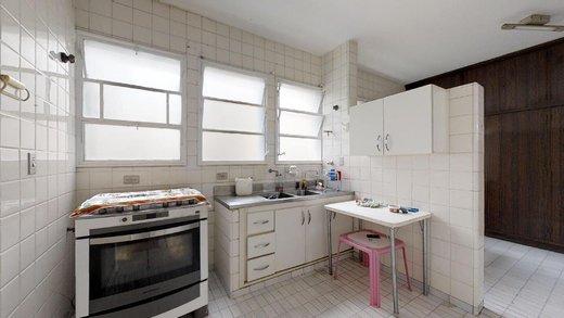 Cozinha - Apartamento à venda Rua São Vicente de Paulo,Santa Cecília, São Paulo - R$ 1.640.000 - II-6392-14941 - 5