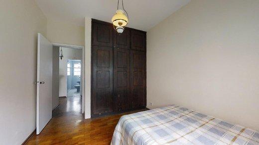 Quarto principal - Apartamento à venda Rua São Vicente de Paulo,Santa Cecília, São Paulo - R$ 1.640.000 - II-6392-14941 - 12