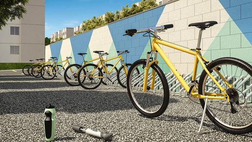 Bicicletario - Fachada - Reserva Acqua - 3 - 17
