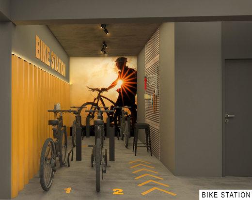 Bicicletario - Fachada - Primevo - Residencial - 202 - 7
