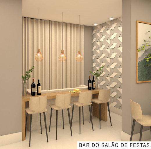 Salao de festas - Fachada - Primevo - Residencial - 202 - 4
