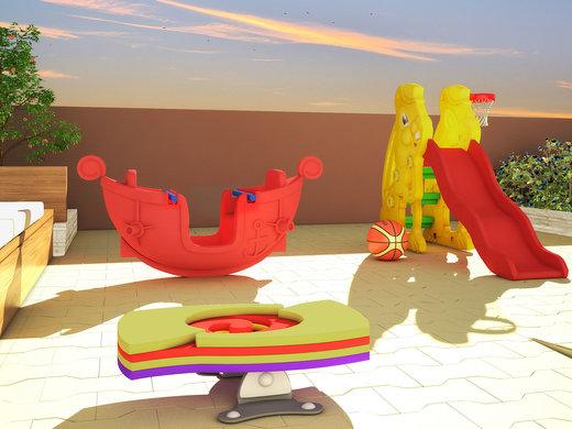Playground - Fachada - Primevo - Residencial - 202 - 8