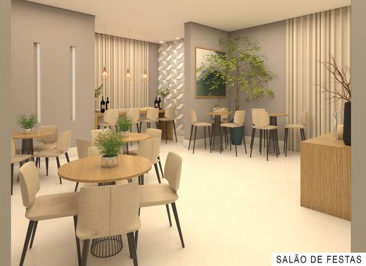 Salao de festas - Fachada - Primevo - Residencial - 202 - 3