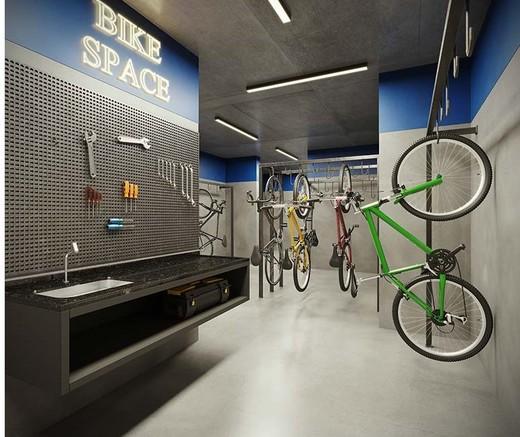 Bicicletario - Fachada - Think Home República - 656 - 10