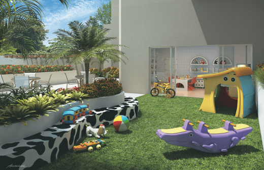 Playground - Fachada - Village Caribe - 183 - 8