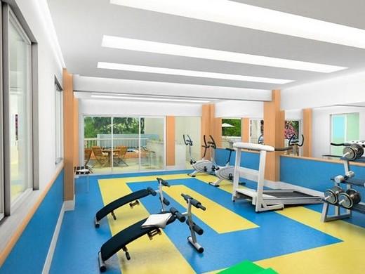Fitness - Fachada - Village de Ibiza - 150 - 2