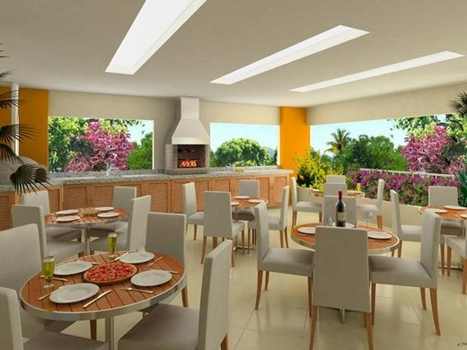 Salao de festas - Fachada - Village de Ibiza - 150 - 4
