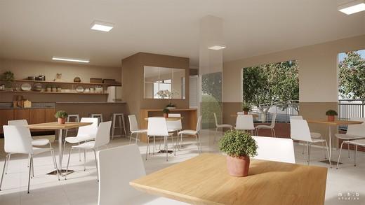 Salao de festas - Apartamento 2 quartos à venda Campo Grande, Rio de Janeiro - R$ 162.000 - II-6480-15068 - 5