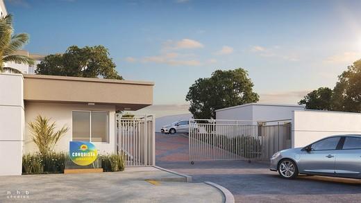 Portaria - Apartamento 2 quartos à venda Campo Grande, Rio de Janeiro - R$ 162.000 - II-6480-15068 - 4