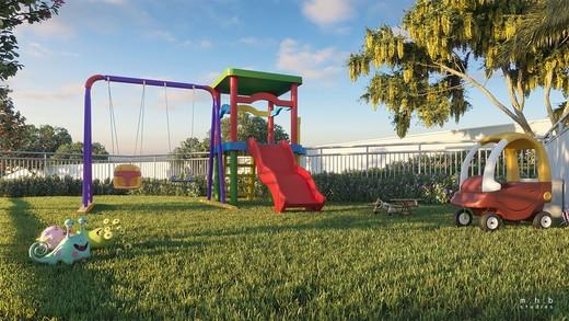 Playground - Apartamento 2 quartos à venda Campo Grande, Rio de Janeiro - R$ 162.000 - II-6480-15068 - 8