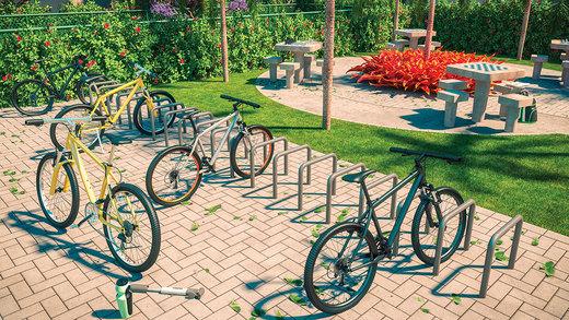 Bicicletario - Fachada - Conquista Jardins - 1317 - 10