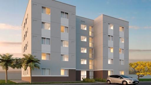 Fachada - Apartamento 2 quartos à venda Campo Grande, Rio de Janeiro - R$ 162.000 - II-6480-15068 - 1
